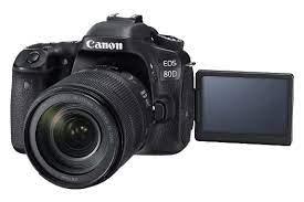 مزیت های دوربین کانن 80d