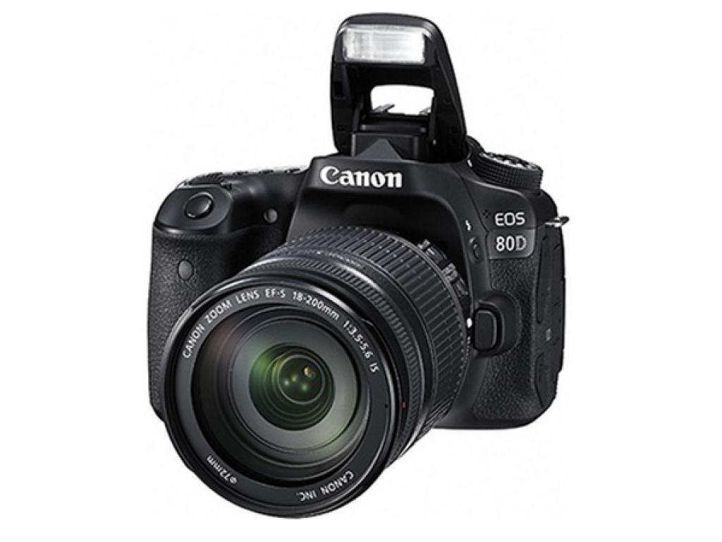 دوربین کانن 80D