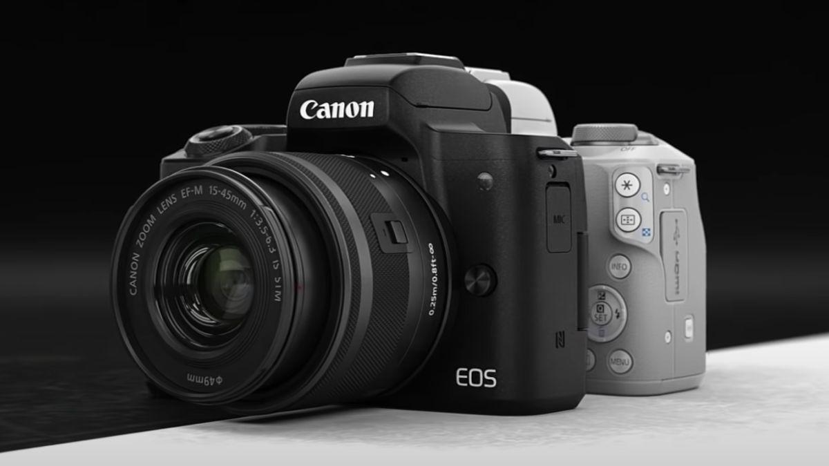مقایسه دوربین کانن M50 و Z50
