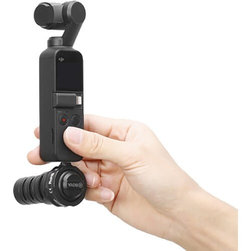 میکروفون بویا مدل BY-DM100