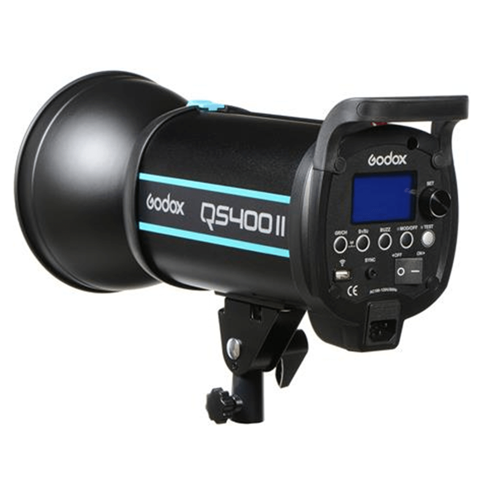 کیت فلاش استودیویی گودکس QS-400 II