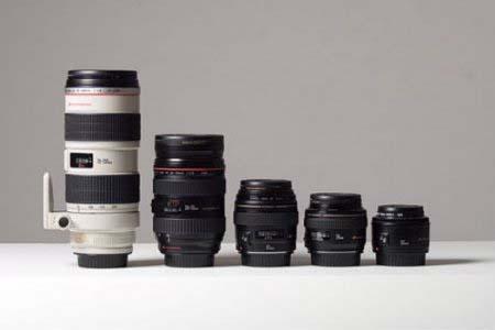 مقایسه لنز Canon EF 24-70mm F/2.8L II USM و لنز کانن مدل EF 70-200mm f/2.8L IS III USM